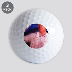 DNA autoradiogram Golf Balls