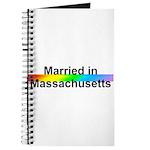 Married in Massachusetts Journal