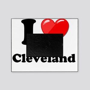 I Heart Love Cleveland Picture Frame