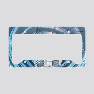 Reichstag dome License Plate Holder
