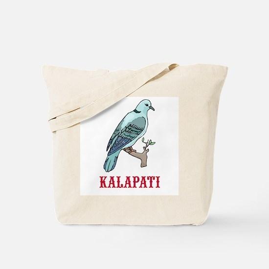 Kalapati (Dove) Gifts Tote Bag