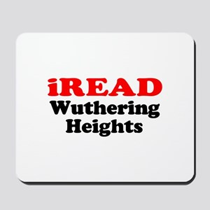 iREAD Wuthering Heights Mousepad