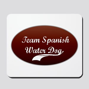 Team Water Dog Mousepad