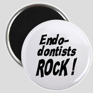 Endodontists Rock ! Magnet