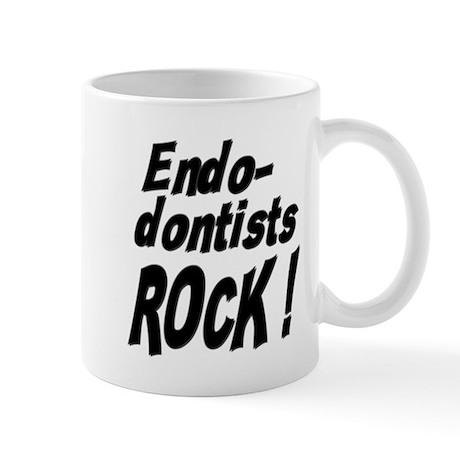 Endodontists Rock ! Mug