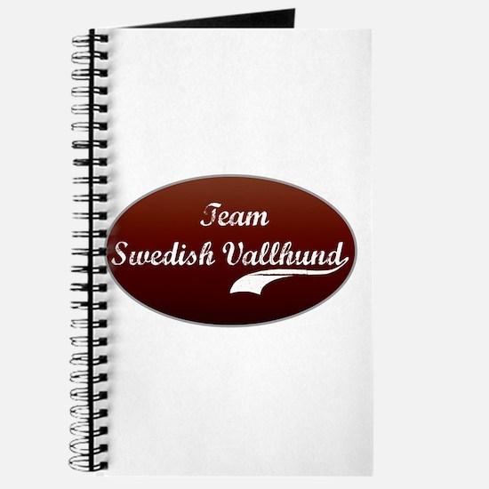 Team Vallhund Journal