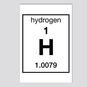 Hydrogen Postcards (Package of 8)
