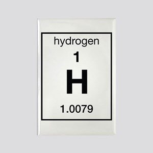 Hydrogen Rectangle Magnet