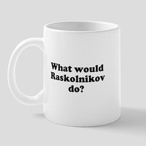 Raskolnikov Mug