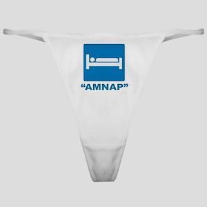 AMNAP Classic Thong
