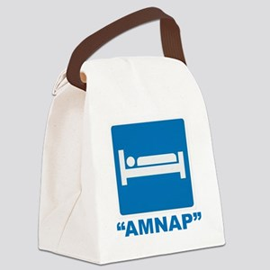 AMNAP Canvas Lunch Bag