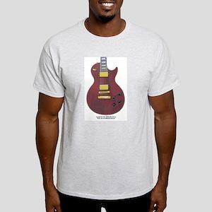 """""""Brick"""" Guitar Light T-Shirt"""