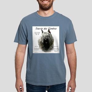 Bouvier des Flandres Mens Comfort Colors Shirt