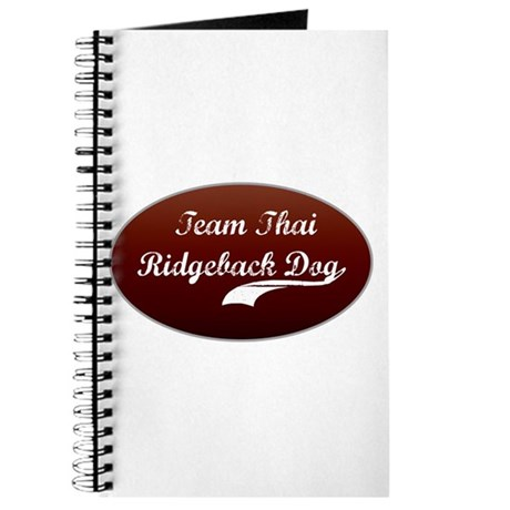 Team Ridgeback Journal
