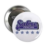 Sabre Fencing Button