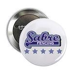 Sabre Fencing Button