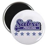 Sabre Fencing Magnet