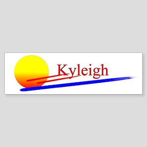 Kyleigh Bumper Sticker
