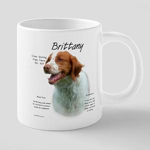 Brittany 20 oz Ceramic Mega Mug