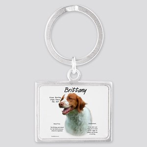 Brittany Landscape Keychain