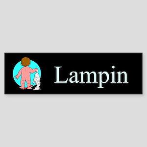 Lampin (Diaper) Gifts Bumper Sticker