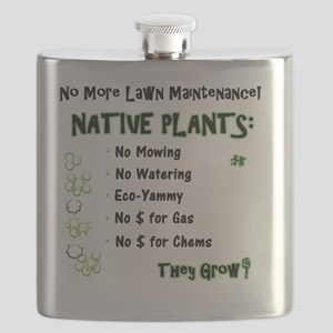 Native Plants for Frontyard Flask