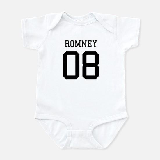 Jersey - Romney 08 Infant Bodysuit