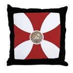 Pattee & Seal Throw Pillow