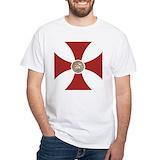 Knights templar Classic T-Shirts