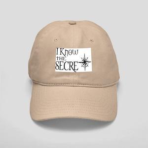 I know the secret cap