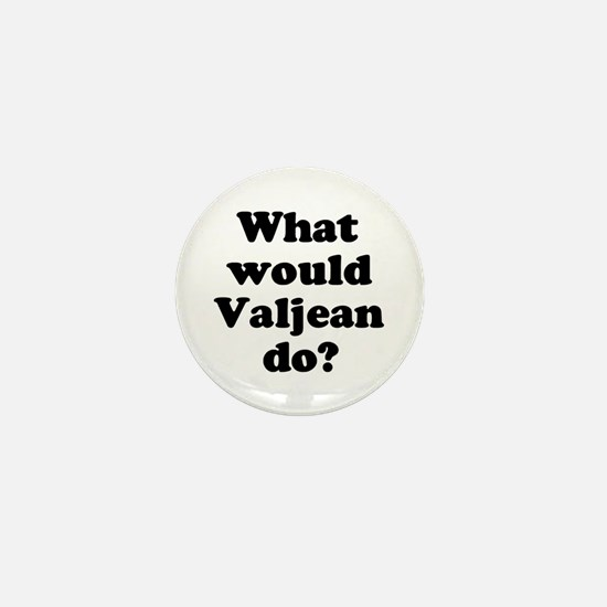 Valjean Mini Button