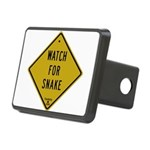Watch for snake Hitch Cover