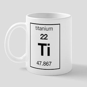 Titanium Mug