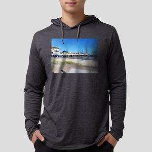 Galveston pier Long Sleeve T-Shirt
