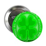 Happy St.Patrick's Day Button