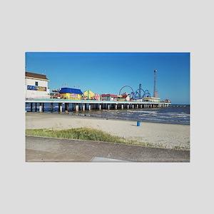 Galveston pier Magnets
