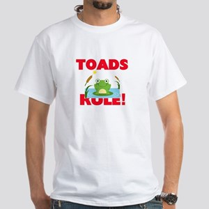 Toads Rule! T-Shirt