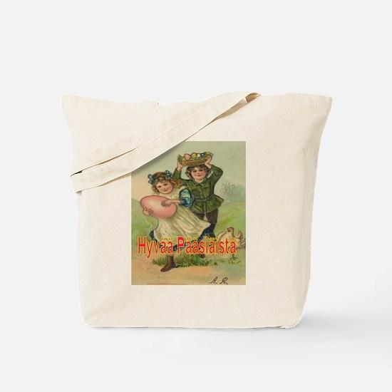 Hyvää Pääsiäistä 9 Tote Bag