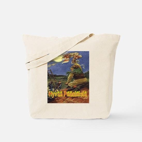 Hyvää Pääsiäistä 8 Tote Bag