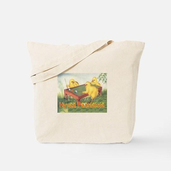 Hyvää Pääsiäistä 5 Tote Bag