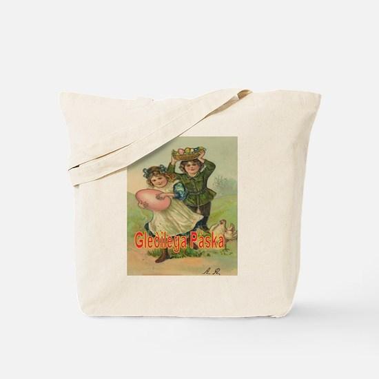 Gledilega Páska 9 Tote Bag