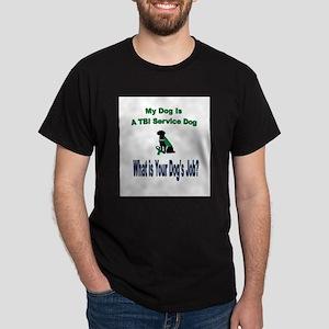 I'm a TBI service dog T-Shirt