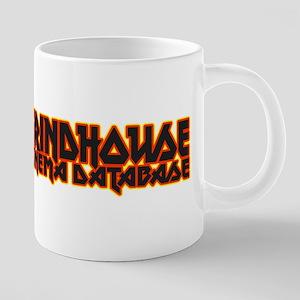 Grindhouse Database 20 Oz Ceramic Mega Mug Mugs