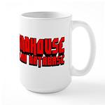 Grindhouse Database 15 Oz Ceramic Large Mug Mugs