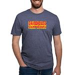 Grindhouse Database Mens Tri-Blend T-Shirt