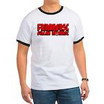 Grindhouse Database Ringer T T-Shirt