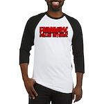 Grindhouse Database Tee Baseball Jersey