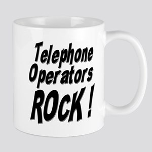 Telephone Operators Rock ! Mug