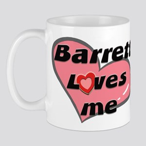 barrett loves me  Mug