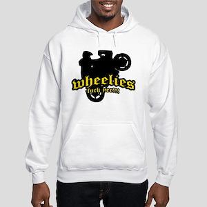 Wheelies Jumper Hoody